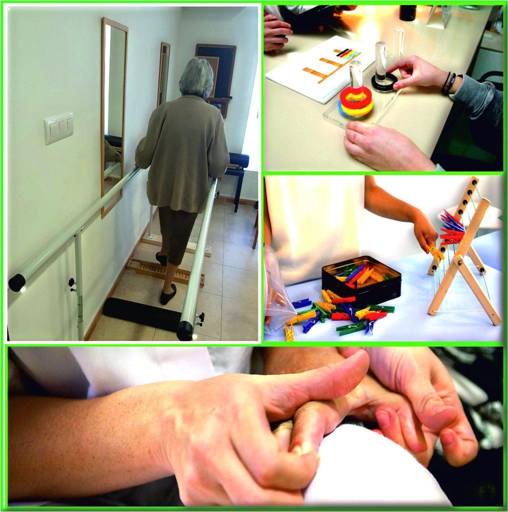 Terapias y rehabilitación